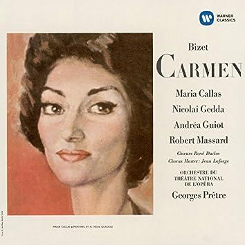 Bizet: Carmen (1964 - Prêtre) - Callas Remastered