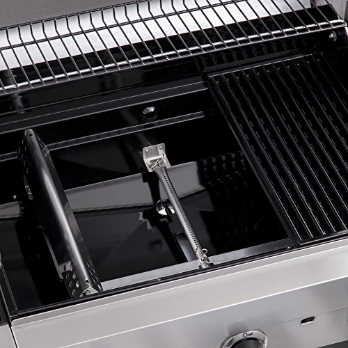Char-Broil Performance Series™  340S - 3 Burner Gas Barbecue Grill with TRU-Infrared™ technology, Stainless Steel Finish.