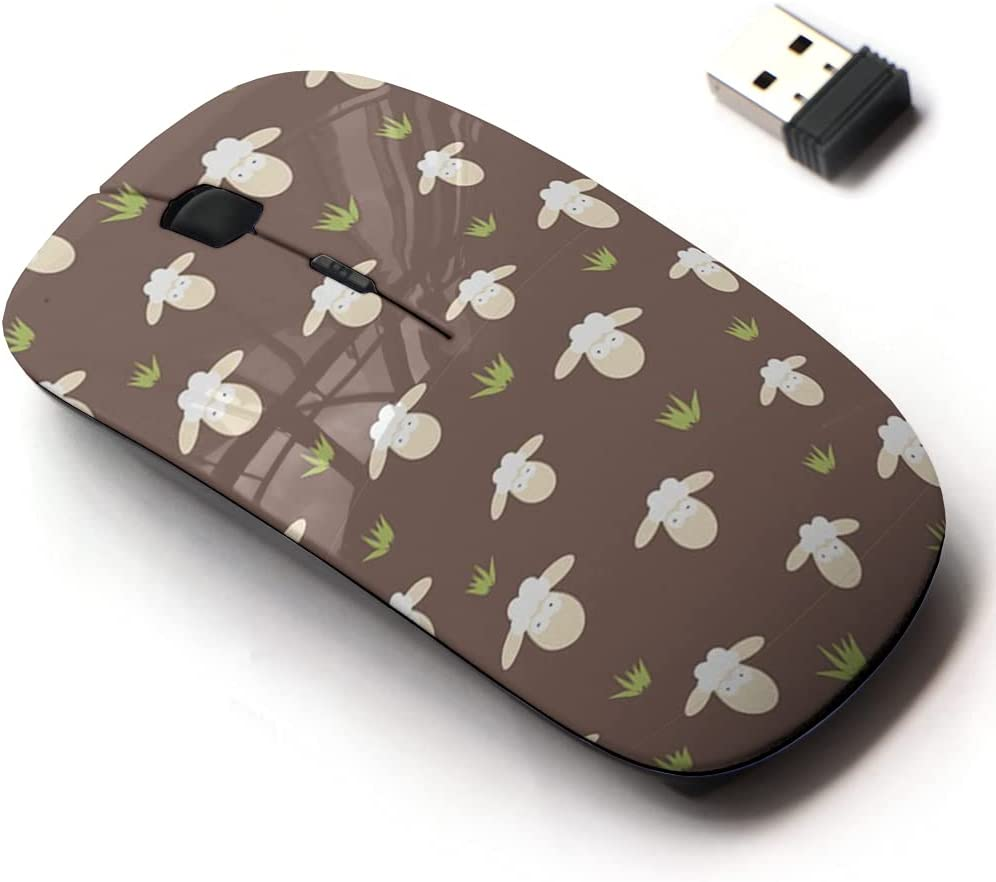 Max 65% Popular standard OFF 2.4G Wireless Mouse with Cute Pattern All Laptops and Design for