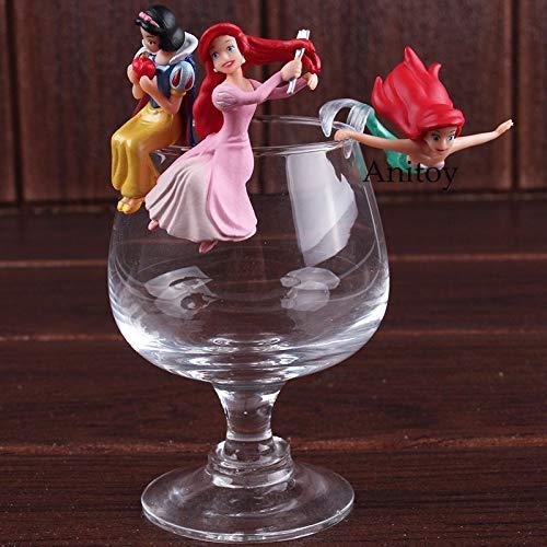 8 Sätze Prinzessin Schneewittchen Mädchen Kinder Modell