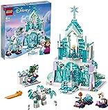 LEGO Disney Princess - Le palais des glaces magique d'Elsa,  Jouet Fille et Garçon 6 Ans et Plus, 701 Pièces - 43172