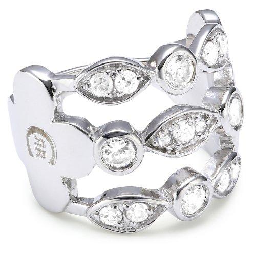 Cerruti 1881 Damen-Ring ELEGANCE Silber/Zirkonia R22078Z58