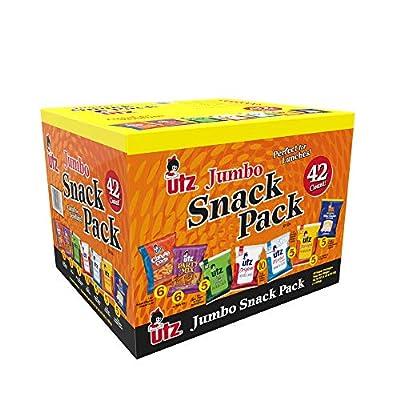 Utz Jumbo Snack Variety Pack