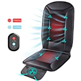 Father's Day Gifts Car Seat Cushion Back Massager Cover Warmer Cooler Pad Protector