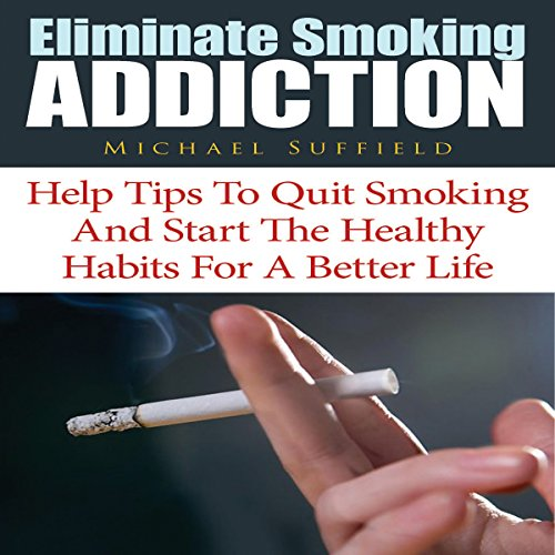 Eliminate Smoking Addiction audiobook cover art