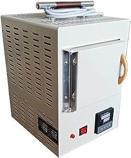 Fibre Céramique Isolent four de laboratoire inclus Petit électrique four de contrôle du programme Intégré haute températur...