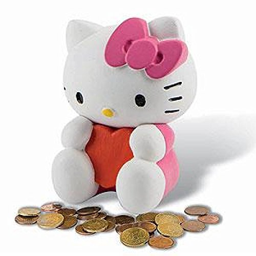 Toppers Hucha Hello Kitty En Caja