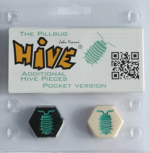 605334c - Hive Pocket - Extension Cloporte / Pillbug - Multi Langue...