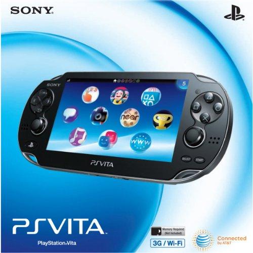 PlayStation Vita 3G Wi-Fi Bundle
