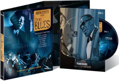 Martin Scorsese Presenta - The Blues (Complete) (7 Movies) (4 Dvd Digipack) (Import)