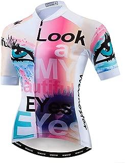 Cycling Jersey Women's Bike Jersey 2019 MTB Bicycle Shirt Team Racing Tops
