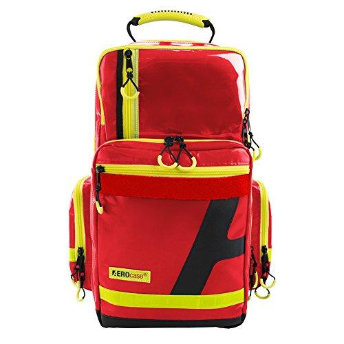 AEROcase® - Pro1R PL1C Notfallrucksack L Plane, Farben:Rot