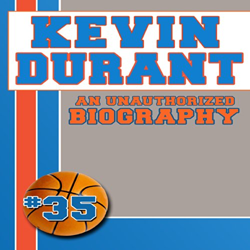 Kevin Durant audiobook cover art