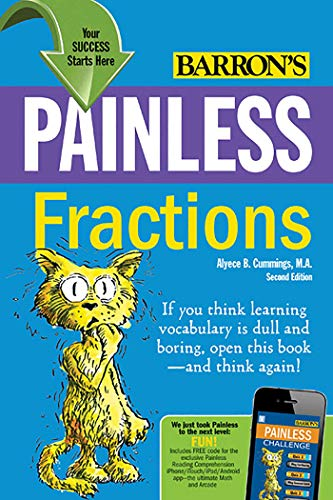 Painless Fractions (Barron's Painless)