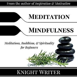 Meditation & Mindfulness cover art