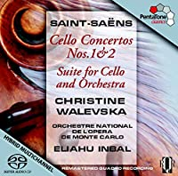Cello Concertos Nos. 1 & 2/Suite for Cello & Orche