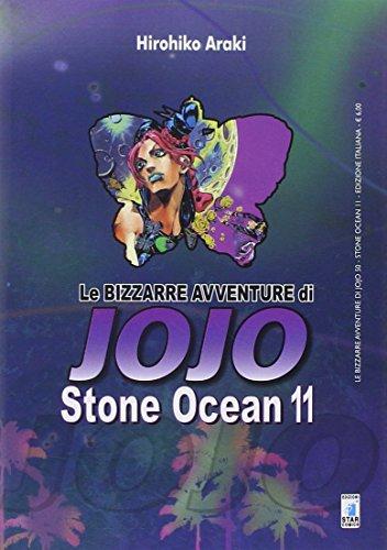 Stone Ocean. Le bizzarre avventure di Jojo (Vol. 11)