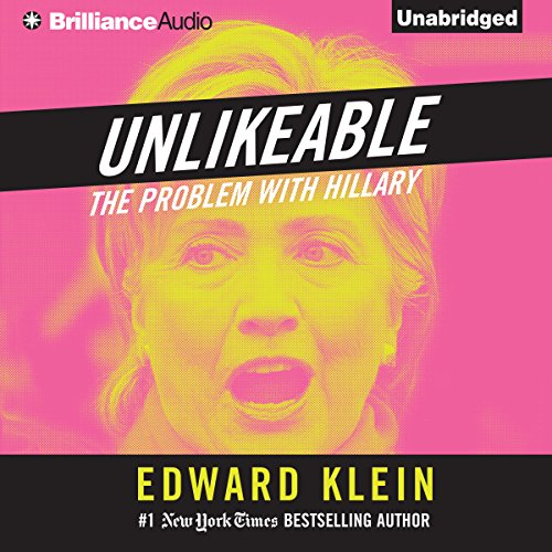 Unlikeable audiobook cover art