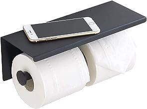 QAWSED Toilet Roll Houder Toilet Toilet Papier Handdoek Doos Geperforeerdvrije Tissue Houder Gouden Toilet Opslag Toilet P...