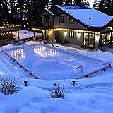 Ice N'Go Pro Rink Kit 20' X 48' (Backyard Ice Hockey Rink Kit)