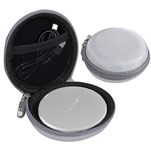 Hermitshell Hard Travel Case for Bose Wireless Noise-Masking Sleepbuds (Sliver)