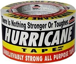 "IPG - Bunker Hurricane Tape, 2.83"" x 60 yd, White (Single Roll)"