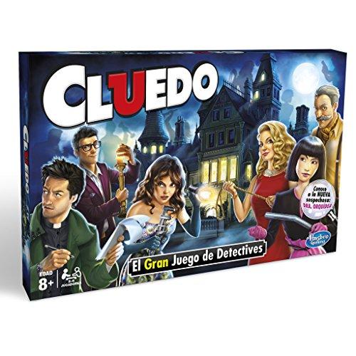 Hasbro Gaming Clasico Cluedo (Versión Española) (38712546
