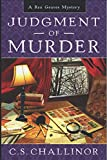 Judgment of Murder [LARGE PRINT]: A Rex Graves Mystery