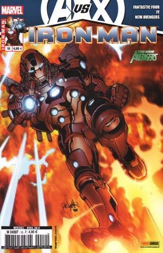 Iron Man, Tome 10 : Avengers vs x-men