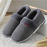 ZapatillascasaZapatillas para Hombre Zapatillas De Casa De Invierno Zapatillas De Casa De Terciopelo para Hombre Zapatos De Dormitorio De Diseñador Suave para Hombre In