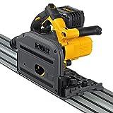 "DEWALT DCS520T1 Flexvolt 60V MAX 6-1/2"" (165mm) Cordless TrackSaw Kit"