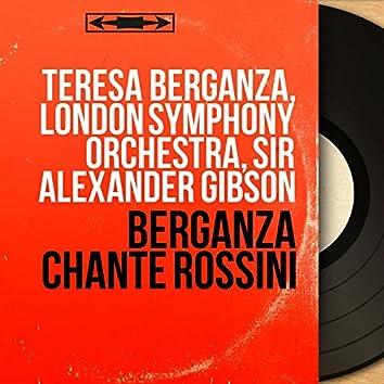 Berganza chante Rossini (Stereo Version)
