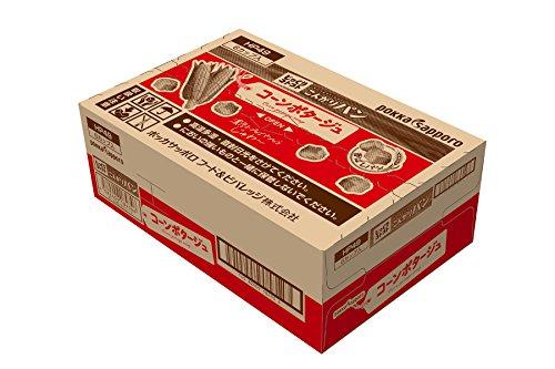 ポッカサッポロじっくりコトコトスープこんがりパンコーンポタージュカップ×6個