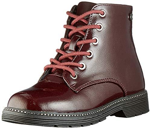 XTI Mädchen 56957 Kurzschaft Stiefel, Violett (Burdeos Burdeos), 31 EU
