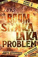 Jon's Boom Shaka Laka Problem (Jon's Mysteries Case Book 4) (English Edition)