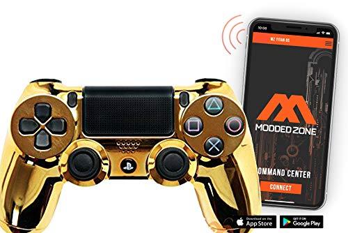 PS4 Pro Rapid Fire Custom Modded Controller Exklusive einzigartige Designs – CUH-ZCT2U