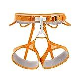 Petzl, Imbracatura da Arrampicata Hirundos, Arancione (Orange), S