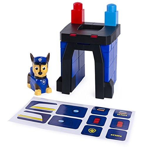 Paw Patrol - IONIX Jr. - Chase?s Pup House - Building Block Set
