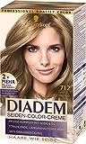 SCHWARZKOPF DIADEM Seiden-Color-Creme 712 Mittelaschblond Stufe 3, 3er Pack (3 x 180 ml)