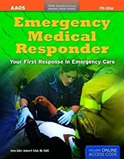 Emergency Medical Responder (Orange Book) by American Academy of Orthopaedic Surgeons (AAOS), 5th (fifth) edition [Paperback(2012)]