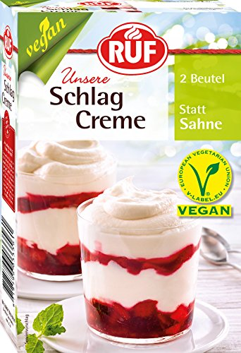 RUF Vegane Schlagcreme, 176 g