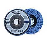 BHA Easy Strip Discs Clean and Remove Paint, Rust and Oxidation...