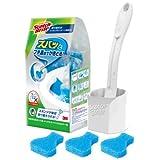 (3 sponge pieces replacement) T-557-3HC Sumitomo (3M) Scotch Brite (TM) with detergent toilet cleaner replacement formula (japan import)