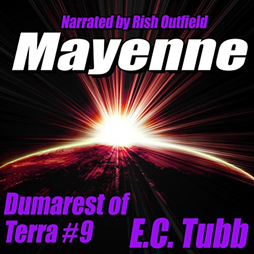 Mayenne audiobook cover art