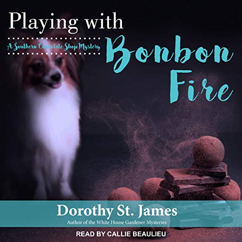 Playing with Bonbon Fire audiobook cover art