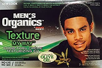 Africa's Best Organic Texture My Way Kit For Men
