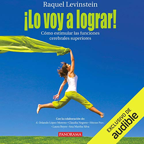 ¡Lo voy a lograr! [I'm going to make it!] cover art