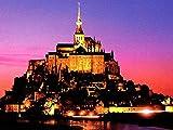 世界遺産フランス・スイス モン・サン・ミシェルとその湾/ベルン旧市街/他
