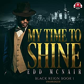 My Time to Shine audiobook cover art