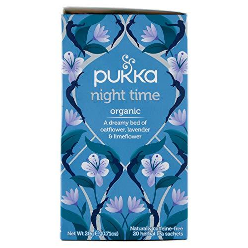 Pukka Infusion Antes De Dormir 20 Filtros Bio Night Time 200 ml